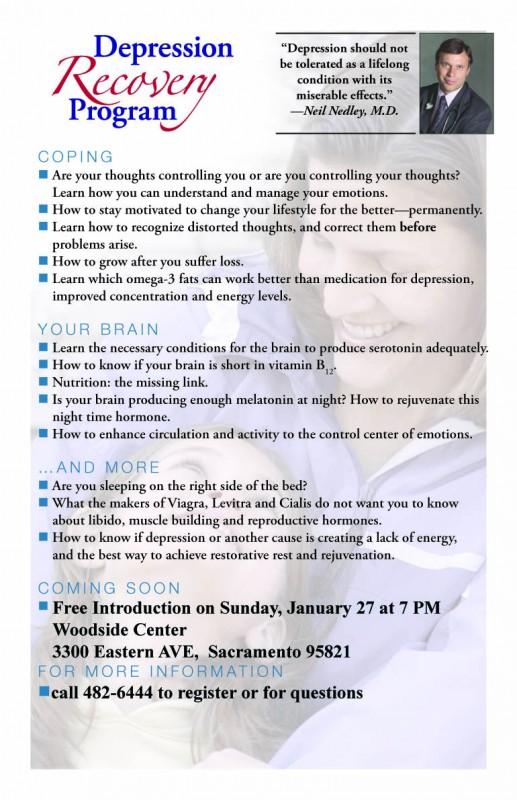 Depression Seminar